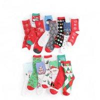 Wholesale thick towel socks for sale - Group buy Christmas Socks Thick Towel Coral Velvet SocK Floor Sleep Fuzzy Socks Women Girl Warm Half Velvet Adult Christmas Stockings LXL678