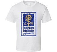4346801f Augustiner Cool Popular Food Drink Restaurant Brand Logo Gift T Shirt Funny  free shipping Casual top