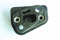 Wholesale air cutter resale online - Carburetor insulator intake manifold for Kawasaki TH23 TH23V hedge trimmer brush cutter carburettor air manifold replacement