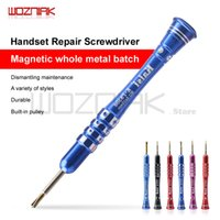 Wholesale triangle screwdrivers resale online - Wozniak for Iphone Cellphone Repairs Bolt Driver One Point five Cross Y Type Triangle Precise Dismantling Tool Screwdriver