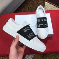 sapatilhas das novas chegadas venda por atacado-Chegada Nova França Marca Mens calçados casuais Estrelas Designer 2019 moda de luxo Mens sapatilha Sapatilhas de couro genuíno favoritos 38-44