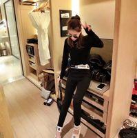 ropa de calidad de china al por mayor-Ropa para niños Madre e hija combinando leggings 2019 otoño invierno moda chicas de alta calidad pantalones niños algodón leggings resistentes