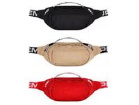 ingrosso mani di hockey-Tasche di moda in tela Unisex Fannie Bag Borsa a tracolla da uomo a tracolla con tasche esterne da designer