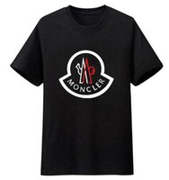 ingrosso grande spia-T-shirt estiva da uomo T-shirt da uomo stile francese a maniche corte T-shirt da uomo