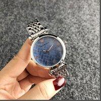 relógios de pulso de ouro para meninas venda por atacado-Ultra-fino ouro rosa relógio de diamantes das mulheres 2019 moda feminina fivela dobrável relógio de pulso 35mm de discagem presente para meninas