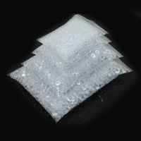 tisch scatter diamanten klar großhandel-city party supplies 1000 Teile / paket Klare Acryl Diamant Scatter Tabelle Konfetti Perlen Hochzeit Dekoration Event Supplies