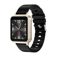 Wholesale using apple color resale online - Bluetooth Smartwatch L3 Color Screen Dynamic Sleep Monitoring IP67 Waterproof Men Women Smart Watch For Android