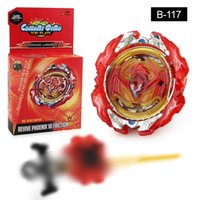 Wholesale beyblade toys for sale - TOP D Beyblade Burst With Launcher Kids Boys Funny Starter Zeno Excalibur M I Xeno Xcalibur M I Bables Toys B113 B66 B117 B120