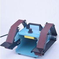 шлифовальный станок оптовых-950 Вт Многофункциональный шлифовальный станок для настольных шлифовальных станков с двухсторонним шлифовальным станком и полировальным станком