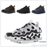 Wholesale new men s shoes designs for sale - Group buy 72c New Maxes ISPA White Black Blue Dot Hollow Link Design Series Space Avant garde Sports Men and Women s Running Shoes