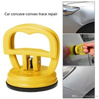 Wholesale car dent removal kit for sale - Group buy Mini Car Body Repair Dent Remover Puller Tools Strong Suction Cup Paint Dent Repair Tool Car Repair Kit Suction Cup Glass Lifter