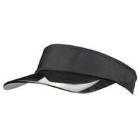 ingrosso cappello di protezione solare di plastica-Mens Womens Summer Sun Protezione UV Vuoto Top Sport all'aria aperta Spiaggia Candy Colore Trasparente di plastica bordo escursionismo Golf Visiera Hat