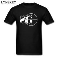 ingrosso maglietta militare di moda-Sniper Gang T-Shirt da uomo 2019 Fashion Shooting Tshirt Russia Military T-shirt Daring Game Aim T Shirt 100% cotone Estate