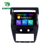 ingrosso lettore mp3 auto kf-Octa Core 4 GB RAM 64 GB ROM Android 8.1 Car DVD GPS Player Deckless Car Stereo Per Citroen C-Quatre Radio 2012-2017 Unità principale