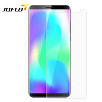 yeni moda ekran koruyucusu toptan satış-JOFLO 2 adet CUBOT X19 için 9 H Temperli Cam Ekran Koruyucu Moda Genç Sıcak Yeni