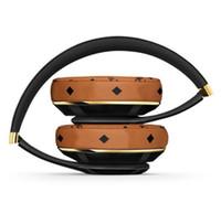drahtloser laptop-kopfhörer mic groihandel-2019 Heißer Verkauf Marke Tudio 2,0 M-C Bluetooth Kopfhörer-Kopfhörer mit Kleinpaket
