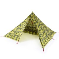 складной тент для навеса оптовых-Многофункциональный 2 человек открытый кемпинг палатка укрытие водонепроницаемый складной тент навес для путешествий Рыбалка + 73