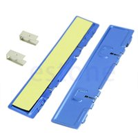 Wholesale plastic spreader resale online - DDR DDR2 DDR3 RAM Memory Aluminum Cooler Heat Spreader Heatsink Blue T3LB