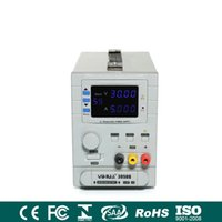 Wholesale dc regulated power resale online - YIHUA305DB Precision Adjustable V A Variable Regulated Programmable DC Power Supply