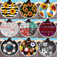 Wholesale beach towels for sale - Group buy Circular Polyester fiber Beach towel Tassels lace Ball Sunflower Letter series Bath towels Reusable with various style ydb J1