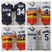 15b15d0d53c Wholesale nolan ryan jersey for sale - cheap retro mesh astros jersey Jersey  Alex Bregman Jose