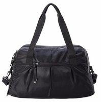 сумки для путешествий оптовых-MIER 20 дюймов тренажерный зал вещевой мешок с обуви отсек путешествия сумка для женщин, черный #722440