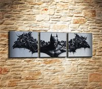 Wholesale batman painting resale online - DC Batman P Canvas Painting Living Room Home Decor Modern Mural Art Oil Painting