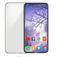 Wholesale Green Tag Goophone Pro Max Inch Pro Max Goophone Face ID wireless Charging WCDMA G Quad Core Ram GB ROM GB Camera MP Show GB