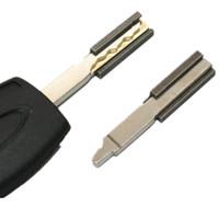 ford schlüsselschnitt großhandel-HU101 Ford Focus Keys Key Schneiden Duplizieren Kopiermaschine Leuchte Klemmen Chuck Zubehör 2 teile / los