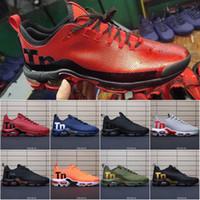 bandera de mens al por mayor-Diseñador para hombre Mercurial TN Plus SE NIC QS Zapatillas para correr scarpe Tns Copa mundial Internacional Bandera Francia Chaussures TN Requin Sneakers 40-45