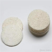 Wholesale towel outlets online - best fine products Loofah Cleansing Factory Outlet Exfoliating Skin Diameter cm Bath Rub Wash Towel