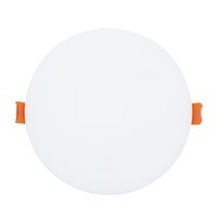 Wholesale ceiling panel high quality resale online - Edison2011 High Quality Rimless Backlit LED Panel Light W W W W Round LED Ceiling Light AC V Warm white Cool white