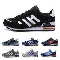 Wholesale AZX75A Hot sale cheap Men Women Sports outdoors shoes ZX750 Skateboarding ZX Official Luxury designer running Sneakers Breathable