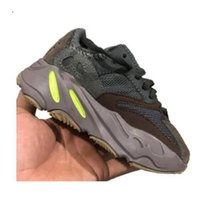 Wholesale red children shoes breathable resale online - New Girls children boys Alvah Kids Infants running shoes girls sneakers LittleAzael Black Trainers Shoes