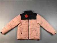 sıcak kadın parkaları toptan satış-Yüz Kuzey Erkekler Ceketler Lüks Parkas Kapşonlu Parka Downs Coat Marka Kalça Sıcak Sıcak Ceket Womens Lüks Fermuarlar Kalın Coat 001
