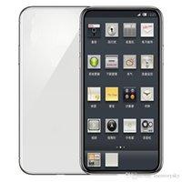 goophone 16gb 4g оптовых-5.8 дюймовый Goophone X 1 ГБ RAM 16 ГБ ROM MTK6580 QuadCore 8-мегапиксельная беспроводная зарядка FaceID 3G WCDMA Andriod SmartPhone Герметичная коробка Поддельные 4G отображается