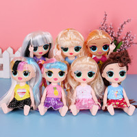 Wholesale rag dolls resale online - Carba Bi Meng inch multi joint surprise lovely doll family friendly plastic enamel toy