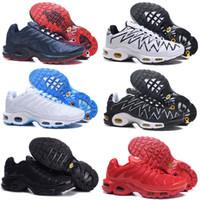 туфли для горячих тортов оптовых-Новые Повседневная Обувь Мужчины TN Обувь Продают Как Горячие Торты Мода Повышенная Вентиляция Повседневная Обувь Olive Cargo GS Повседневная Обувь, бесплатная Доставка