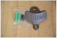 Wall-mounted opener beer bottle opener cast iron retro opener for kitchen  factory direct sale new fashion opene