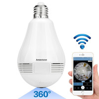 Wholesale 3d adapters for sale - WiFi Panoramic D Camera Clear Mini Bulb Universal Adapter WiFi P HD Practical Wireless Camcorder Exquisite Bulb camera