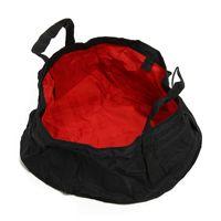 Wholesale footbath resale online - Foldable Wash Basin Footbath Sink Water Bag Outdoor Camping Hiking L