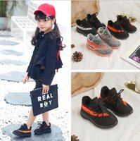 Wholesale New Designer Kids Shoes Sneakers Baby Toddler Trainers Run Shoes Infant Children Boys Girls Chaussures Pour Enfants