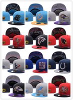 Wholesale football teams snapback hats resale online - 2020 newest style fashion Fitted Cap All Football Team hats Snapback Outdoor Sports Basketball Hats bone gorras