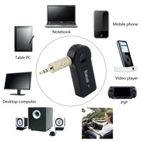 Wholesale blutooth adapter resale online - Aux mm Blutooth Wireless For Car Music Audio Bluetooth Receiver Adapter Kit