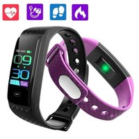 ingrosso ossigeno elettronico-Gimto Smart Electronics Sport Watch Men Led frequenza cardiaca pressione dell'ossigeno pedometro impermeabile Mens Orologi Top Brand Luxury Y19070603