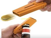 Wholesale beer bottle openers functions for sale - Group buy Creative beer opener multi function ejection opener
