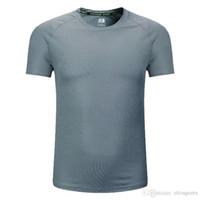 erkekler giyim xxl toptan satış-Hızlı kuru spor çalışan tişört açık 62-Men kadınlar kısa kollu golf masa tenisi gömlekler spor salonu spor giyim badminton gömlek