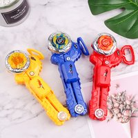 Wholesale snack toy for sale - Group buy Magic Spinning Top Fight Whipping Tops Kid Candy Wire Pulling Toy Beyblade Funny Children Snacks New Arrival jk O1