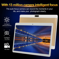 ingrosso compresse 4g wifi-V10 10.1 pollici 4G-LTE Android 8.0 Laptop 8 + 128GB Dual SIM Camera Tablet PC Wifi