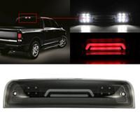 ingrosso sostituzione della luce del freno principale-Per la sostituzione 2009-2017 Dodge Ram 1500 2500 3500 3 ° posteriore freno della coda LED Trasporto della lampada 55372082AE 55372082AF